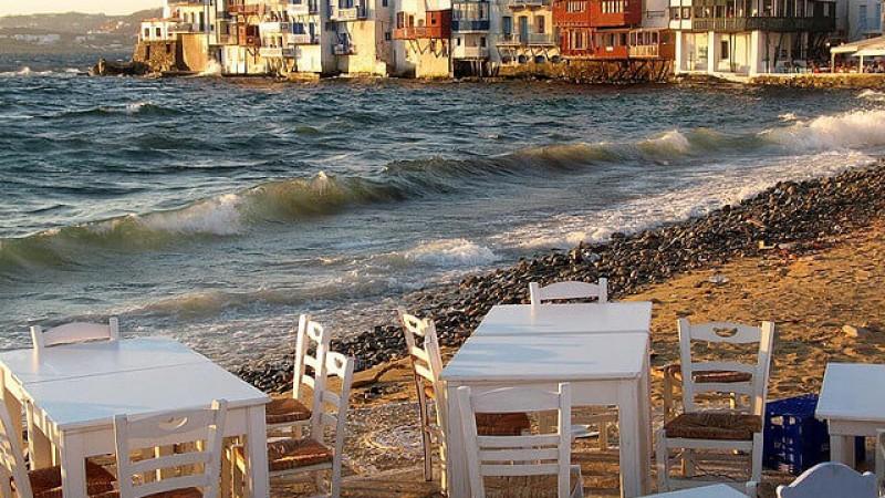 Les Îles grecques des cyclades