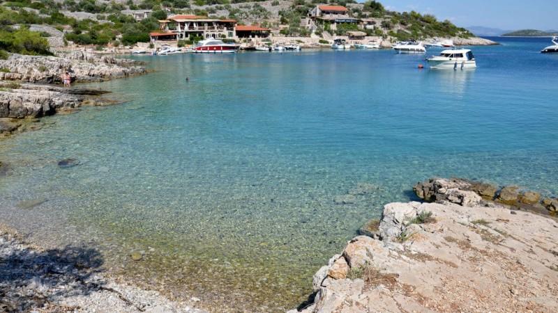 L'île de Kaprije