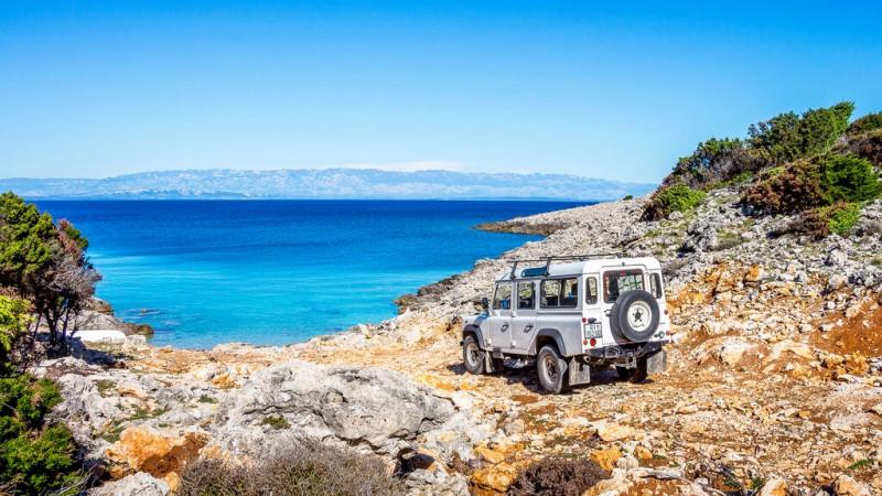 L'île de Lošinj