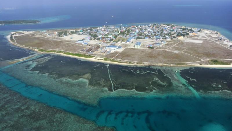 Naifaru (atoll Faadhippolhu)