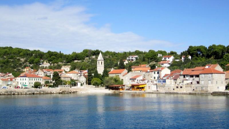L'île de Prvić