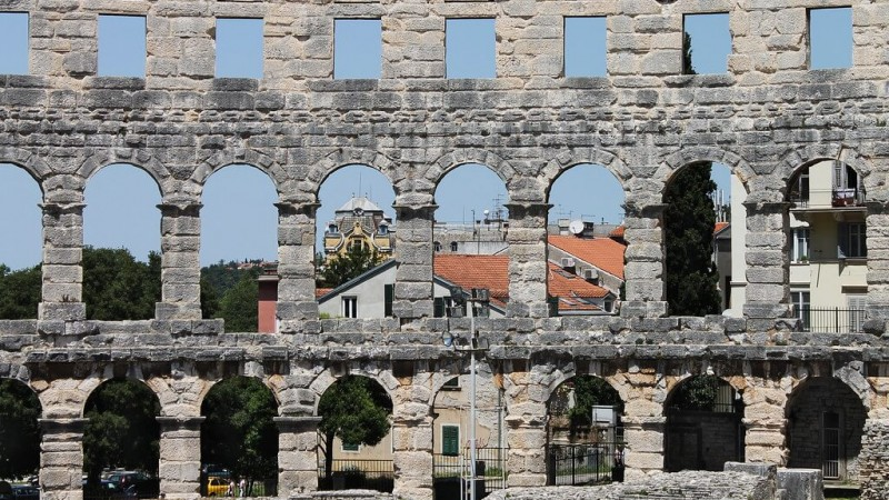 Pula (Istrie)