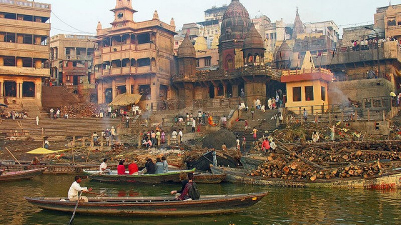 Varanasi (Bénarès) - Uttar Pradesh