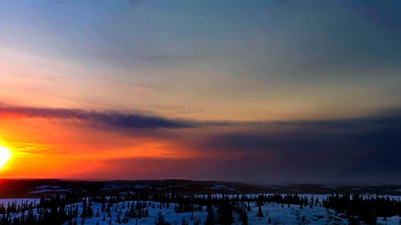 Yellowknife (Territoire du Nord-Ouest)