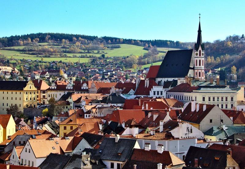 Český Krumlov (Bohême-du-Sud)