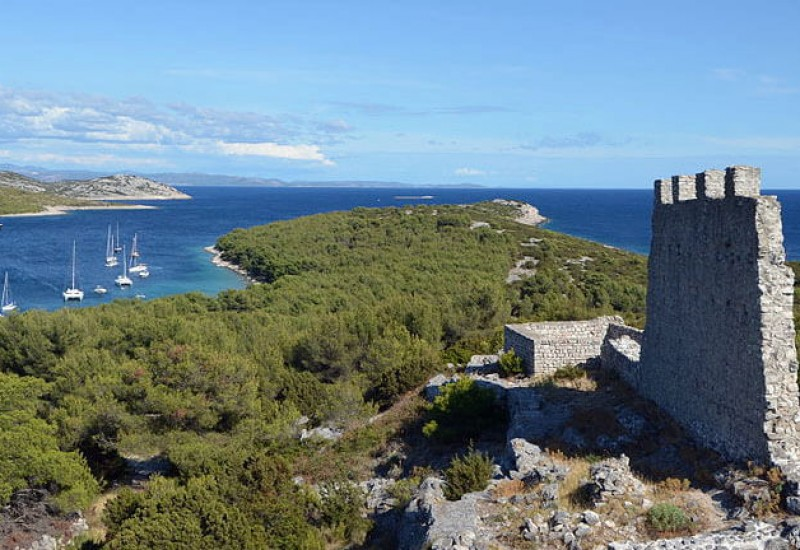 L'île de Žirje