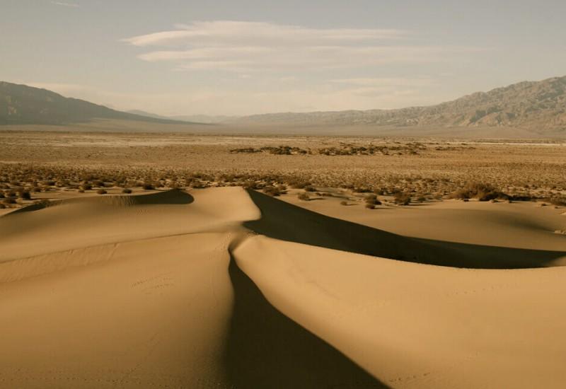 La Death Valley (Vallée de la mort)