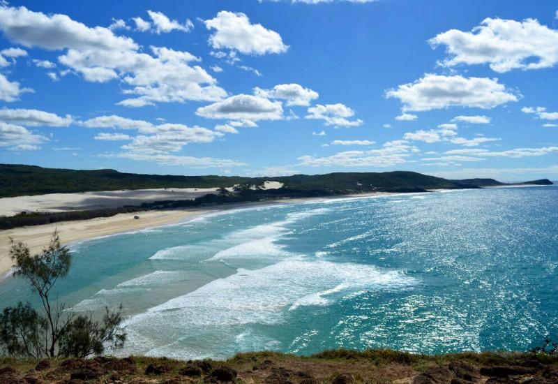 L'île Fraser (Fraser Island)
