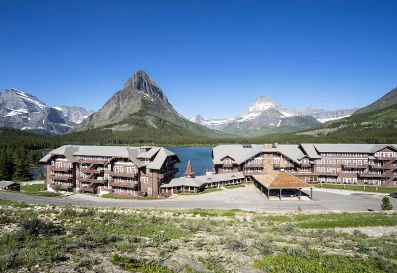 Le Parc national des Glaciers