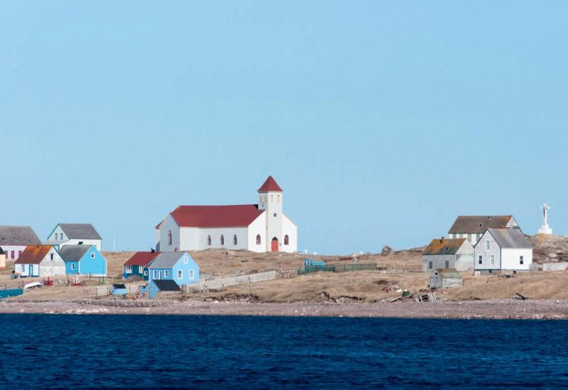 L'Île aux Marins