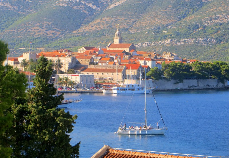 L'île de Korčula