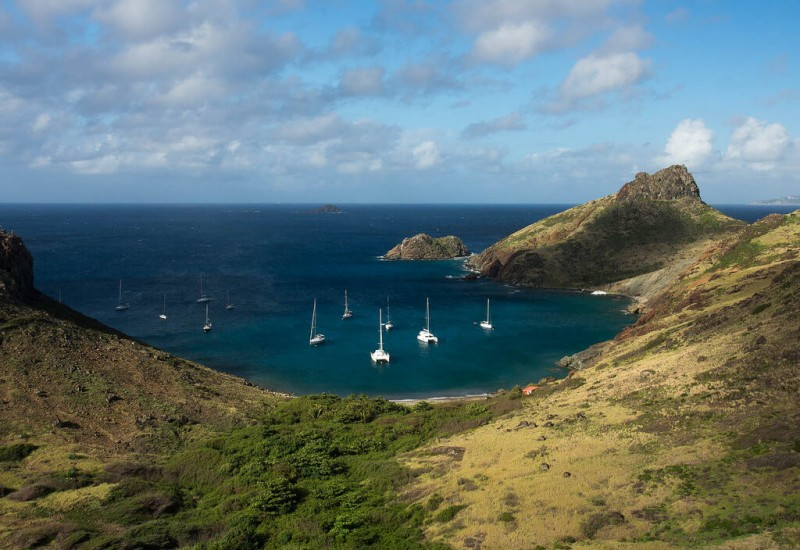 L'île Fourchue
