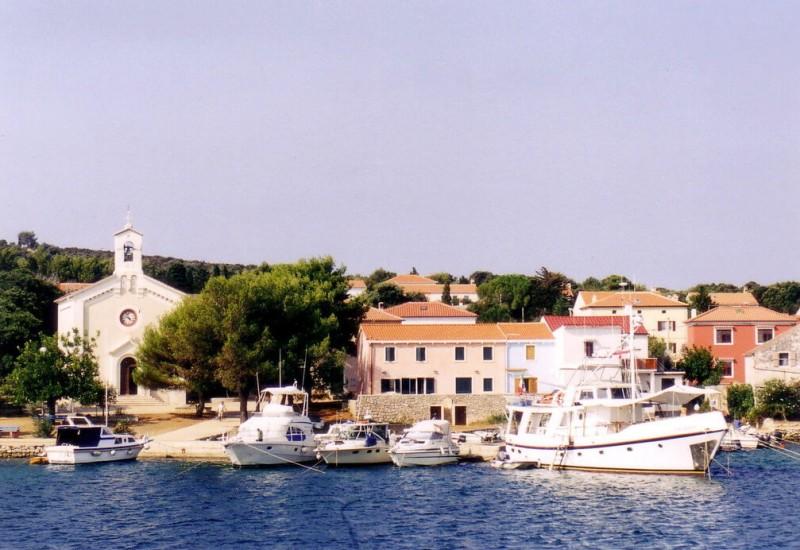 L'île de Ilovik