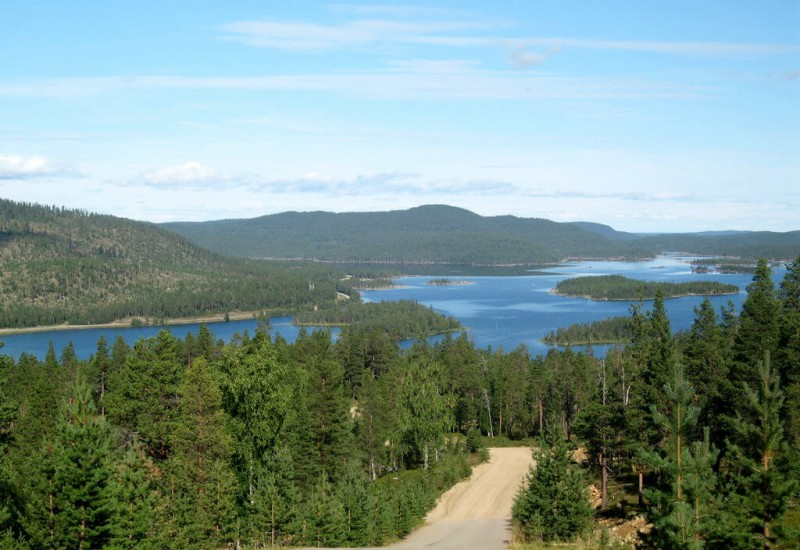 Inari (Lac Inari)