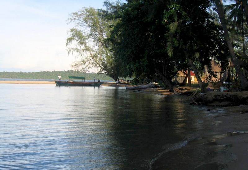 Koh Russey (Bamboo Island)