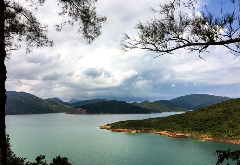 L'Île de Lamma (Yung Shue Wan)
