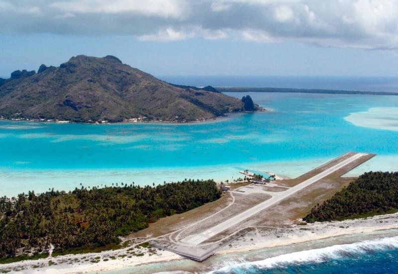 Maupiti (îles Sous-le-Vent)