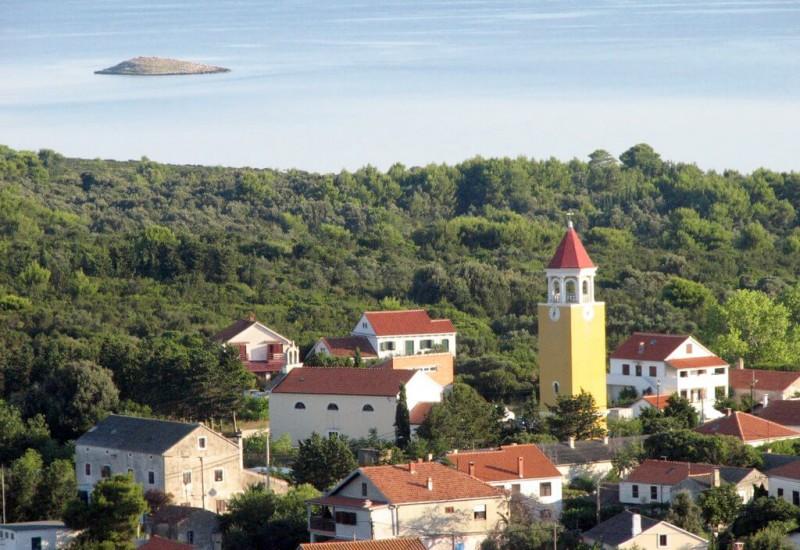 L'île de Molat