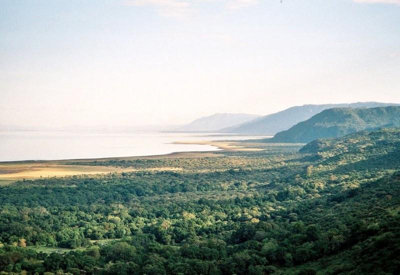 L'aire de conservation du Ngorongoro