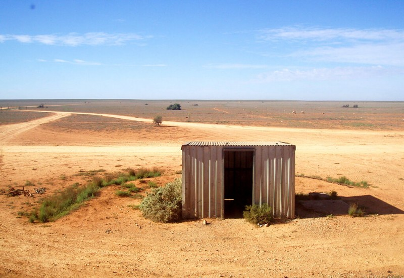 Le Parc National Nullarbor