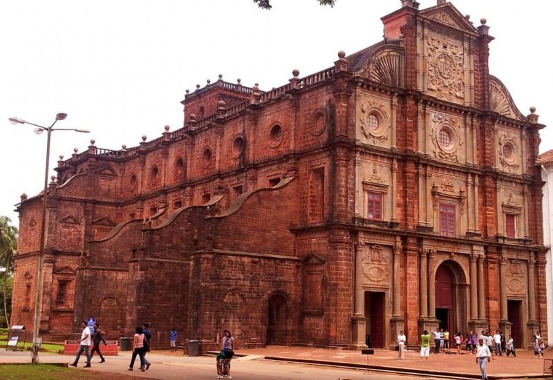 Vieux Goa (Old Goa)