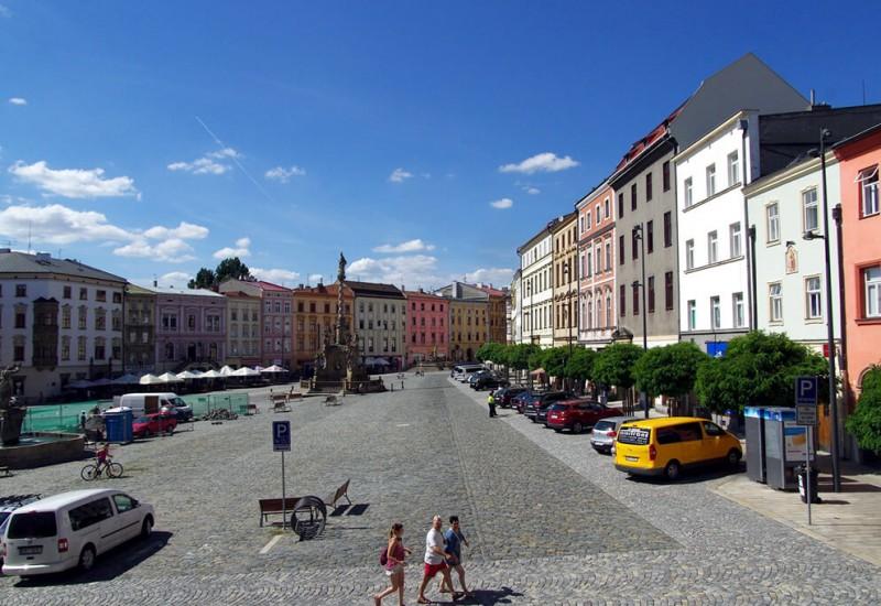 La Moravie (Olomouc)