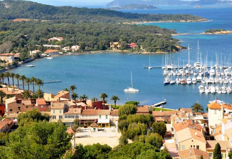 Les îles d'Or (Porquerolles, Port-Cros, Levant)