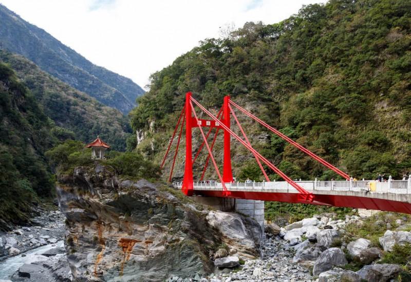 Le Parc national de Taroko