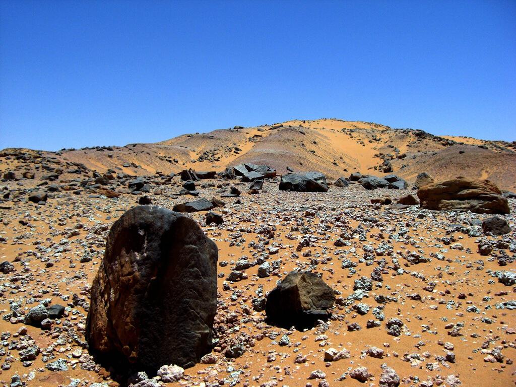 Tiemcen : desert stone