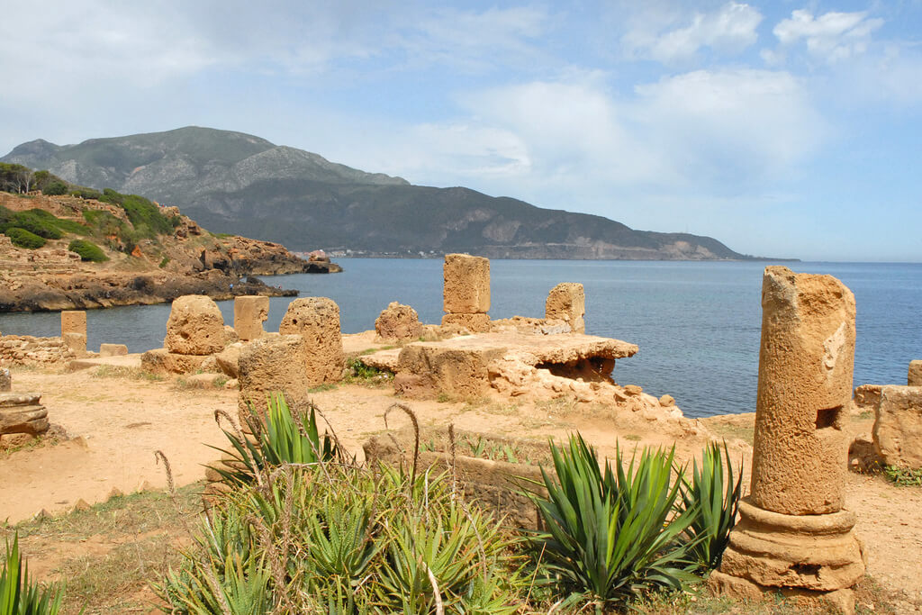 Tipaza : La villa des fresques (Tipaza)