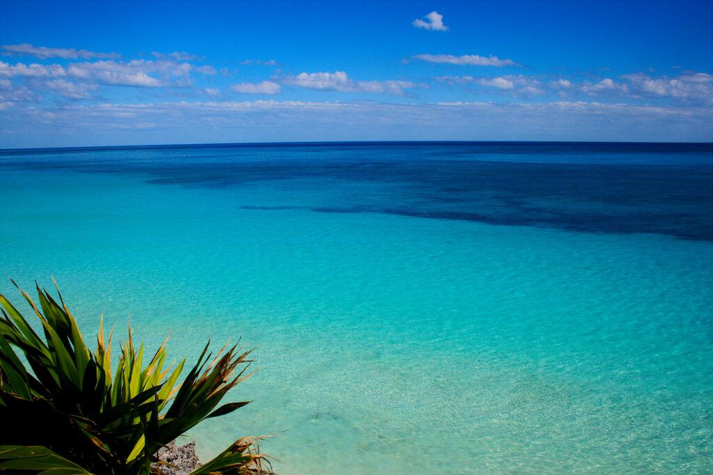 Tulum : Tulum beach