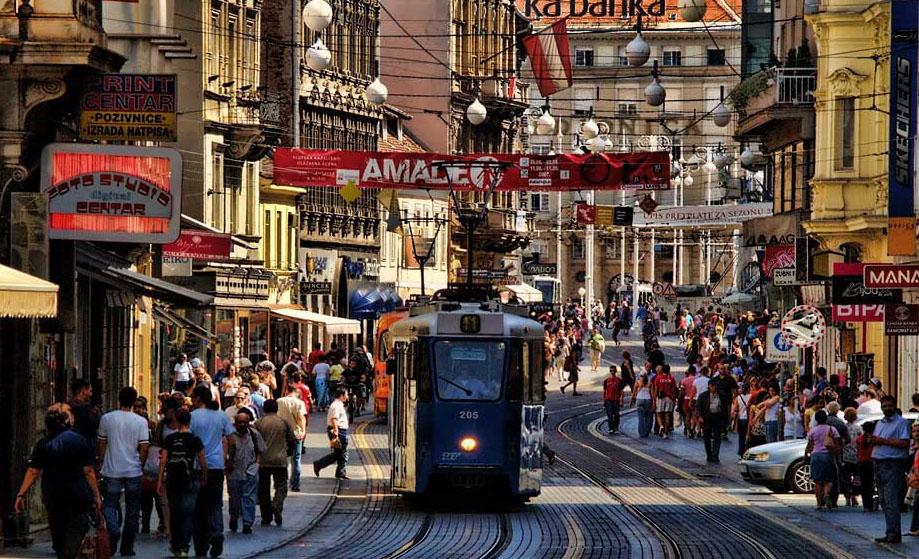 Vol Zagreb Statistiques Sur Le Meilleur Prix Et Quand Reserver