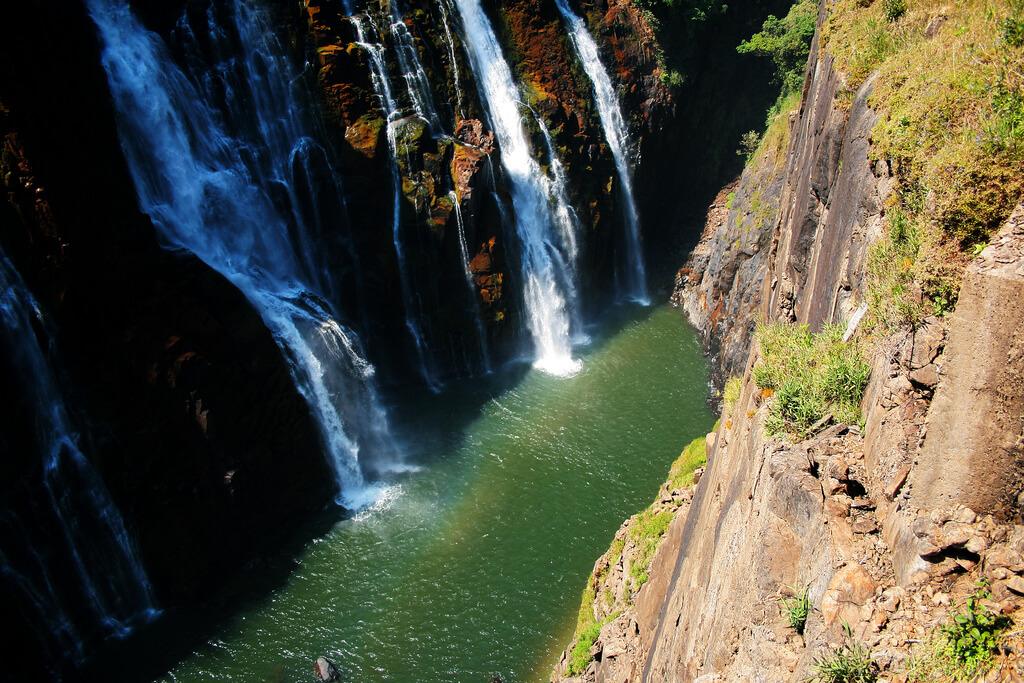 Zambie : Victoria Falls