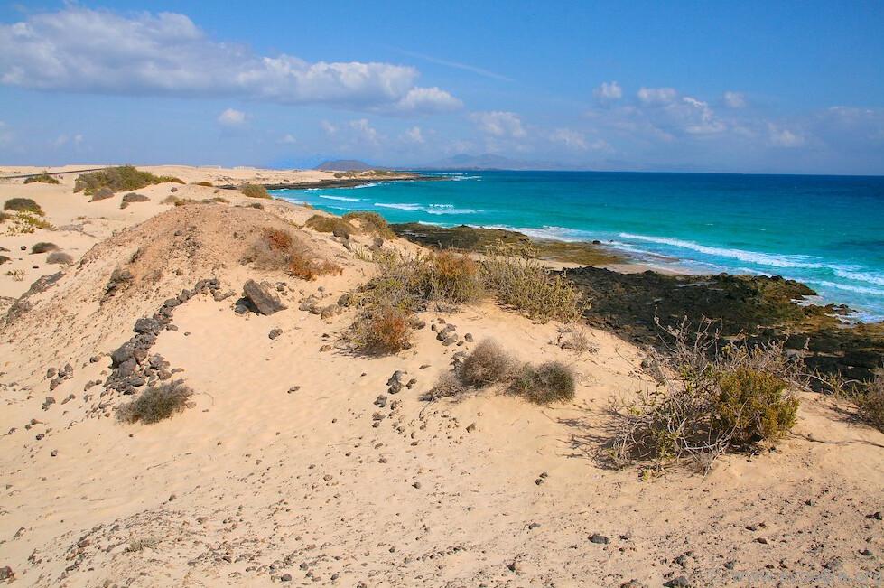 Paysage de Fuerteventura