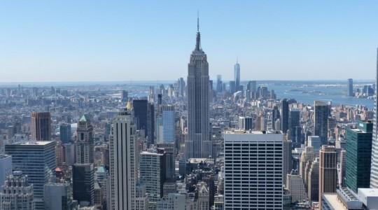 Top 10 : Les lieux à visiter à New York