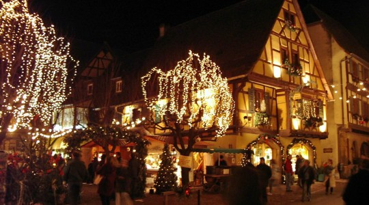 Mon top 5 des meilleures marchés de Noël en Europe