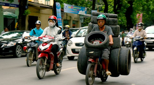 Guide transports : comment se déplacer au Vietnam ?