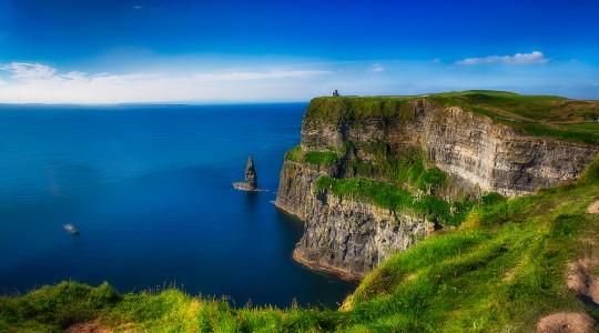 Les falaises de Moher en Irlande : comment s'y rendre et informations pratiques