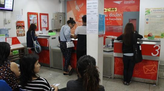 La Poste en Thaïlande : comment ça marche ?