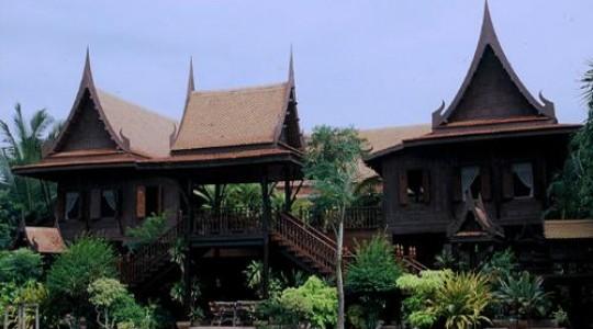 Thaï House : une superbe chambre d'hôtes de charme à Bangkok