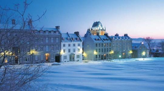Balade nordique à travers la ville de Québec : quoi voir, quoi faire ?