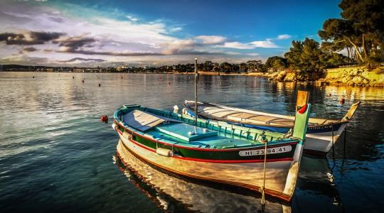 5 endroits superbes en dehors des sentiers battus touristiques sur la Côte d'Azur