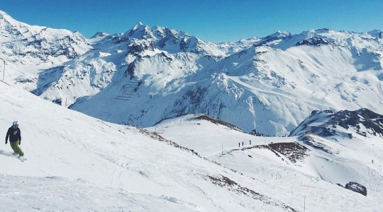 Voici où et quand partir faire du ski aux Etats-Unis !