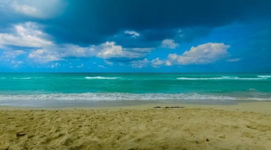 La saison des pluies à Cuba
