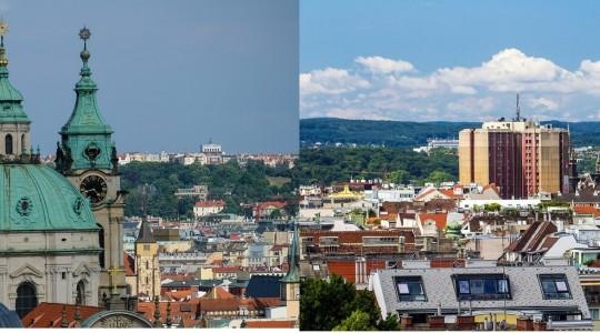 Prague ou Vienne : quelle ville visiter en priorité en fonction de vos envies ?