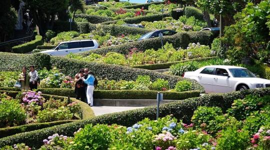 Lombard Street à San Francisco : voici pourquoi c'est LA rue préférée des touristes