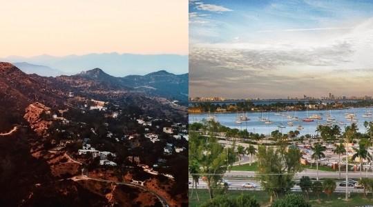 Miami ou Los Angeles : le comparatif pour choisir où partir en vacances entre ces 2 villes américaines