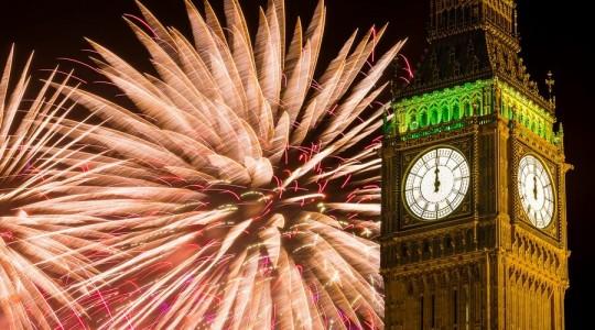 Nouvel an à Londres: notre guide pour une fin d'année exceptionnelle