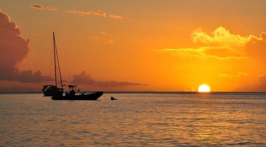 La Saison des pluies et cyclones en Guadeloupe : C'est quand ? On y va ?