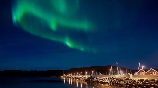 Où et Quand voir des aurores boréales en Norvège ?